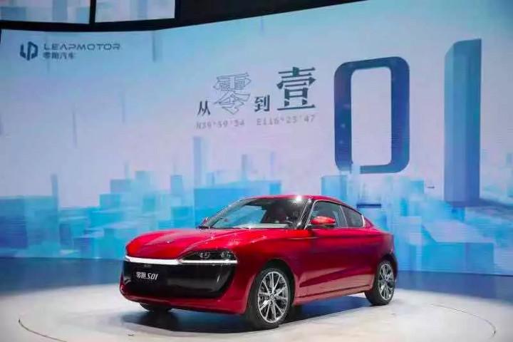 零跑发布十万价位电动 Coupe,特斯拉级别的智能驾驶!?