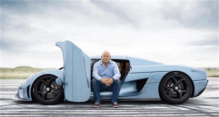 日内瓦车展:电气化趋势下,超跑也玩起了新能源