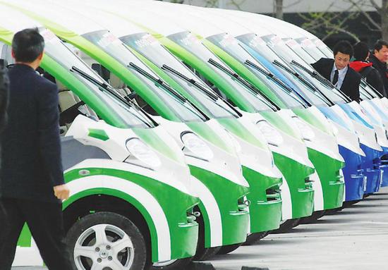 新能源汽车保值率低企 汽车厂商探路残值管理